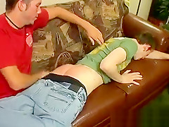 Spank and teen boys being spanked naked on...