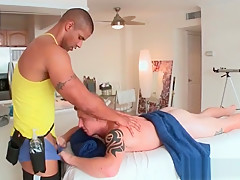 Awesome getting a hot blowjob...