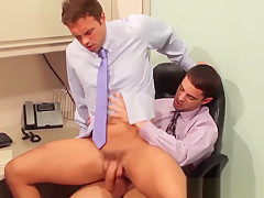 Hunks squirting their loads...