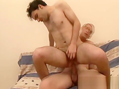 Hot anal creampie...