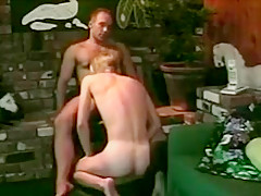 Hairy anthony gallo rams a twink...