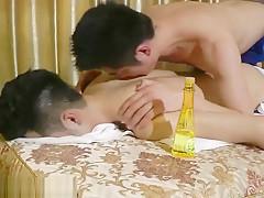 Massage video series scene 9...