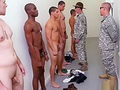 Army kiss yes drill...