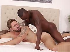 Erste Homosexuell interracial Sex
