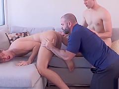 Big teaches his sons sex...