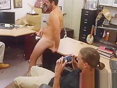 Gay having sex straight fellow heads gay for...