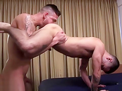 Latin jock deep breeding ruins tys hungry fuckhole...