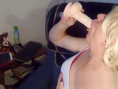 Crazy porn clip sucking new will enslaves your...