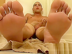 Sex emo and his dirty socks...
