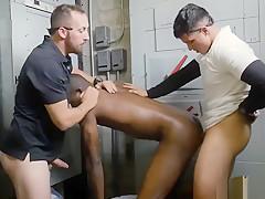 Male kissing brazil vs...