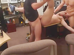 Cock sucking gay on straight he sells his...