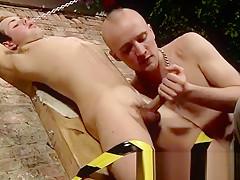 Free monster gay black bondage white twink movies...