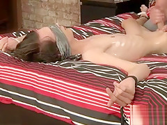 College masturbation group slippery cum...