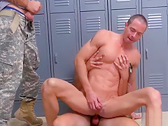 Group wank stories army movies...