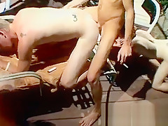 Sex job in time 4 way smoke orgy...