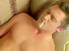 Vintage video tube one smoke after...