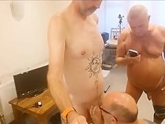 3 old gays sucking cocks 480p...