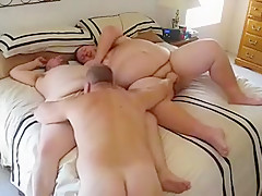 Picture of fat gay man sex