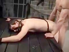 Slut fucked hard...