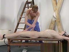Bondage masturbate male and young boys into bondage...