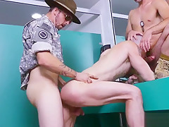 Army jerk off...
