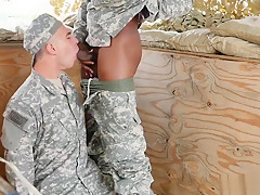 The hottest sex ever the troops are wild...