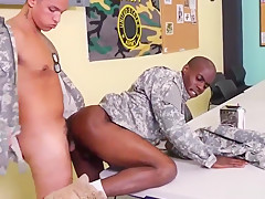 Free gay army porn and man first...