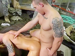 Hot sex nude army men video and military...