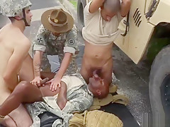 Nude black handsome explosions failure and...