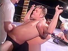 Gay naked erotic wrestling...