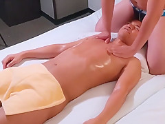 Incredible sex movie gay bareback try to watch...