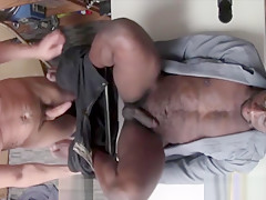 Two horny during duty...