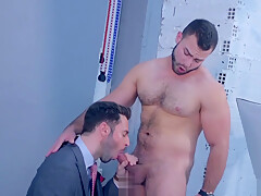 Men at Play] the Wedding Package - Diego Reyes & Dario Beck