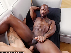 Black bottom...