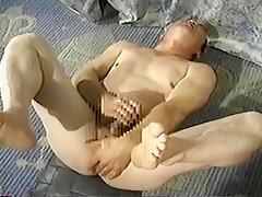 Japanese older gay wrestling judo...