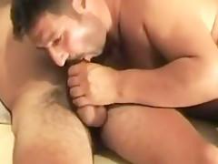 Hairy persian guys anal sex...