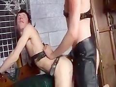 Lecherous twink loves a fetish...