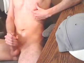 Large jock jerk-off Russian webcam anal