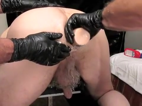 Jef fisted by Les Fuck black big tits