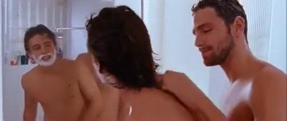 Gabriel Vasconcellos & Rafael Cardoso (Frontal) girl stripping on video