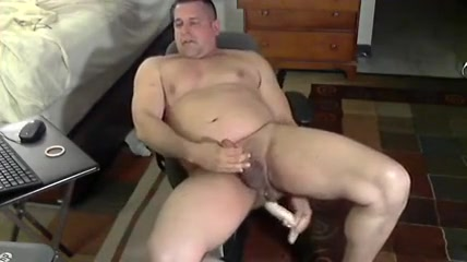 Beefy Coach Plays With Dildos Use it or lose it