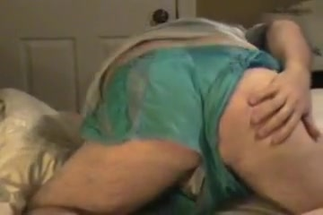 Mature CD Getting A Self Induced Spanking! downloard black and white 1