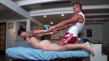 Hot massage and fuck British milf vintage fox needs getting off