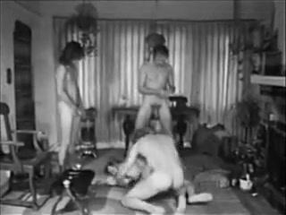 Wonder men. Scene 06. (1960-1970) Sex at a lake