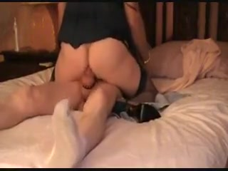 Crossdresser Fucked by Kinky Guy Training her