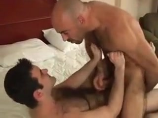 Andy and Anthony Small tit handjob