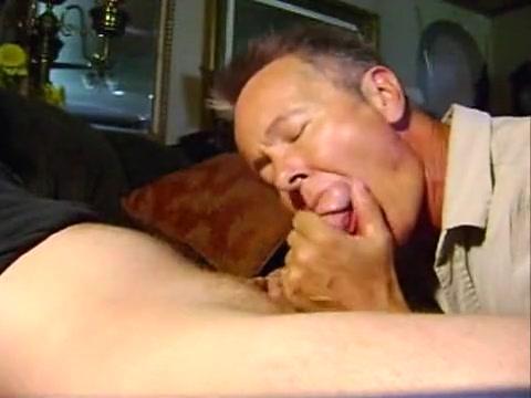 Mechanic - After work Oral-Sex Penis Farm