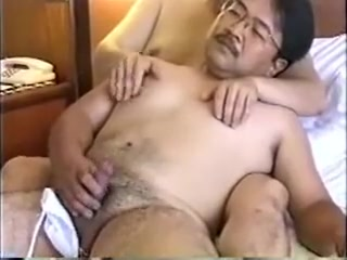japanes old daddies1 Black ebony fucked very hard