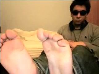 Straight guys feet on webcam #276 Free Ass Spanking Movies