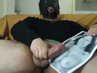 Mister X tribute CUMSHOT jeanne..New Style of tribute Daredevil catholic